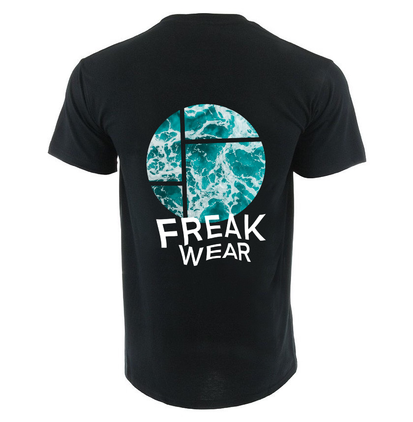 Tričko Freak Wear Sea